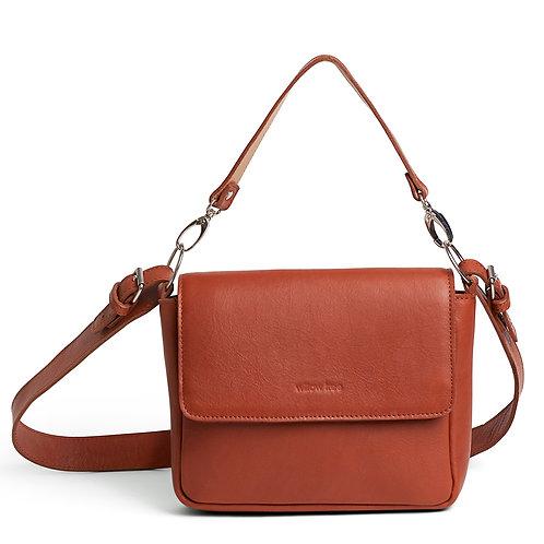 Tan Box Bag