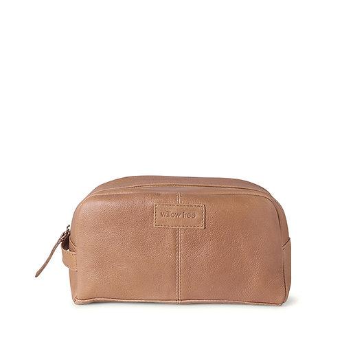 Unisex Caramel Toiletry Bag