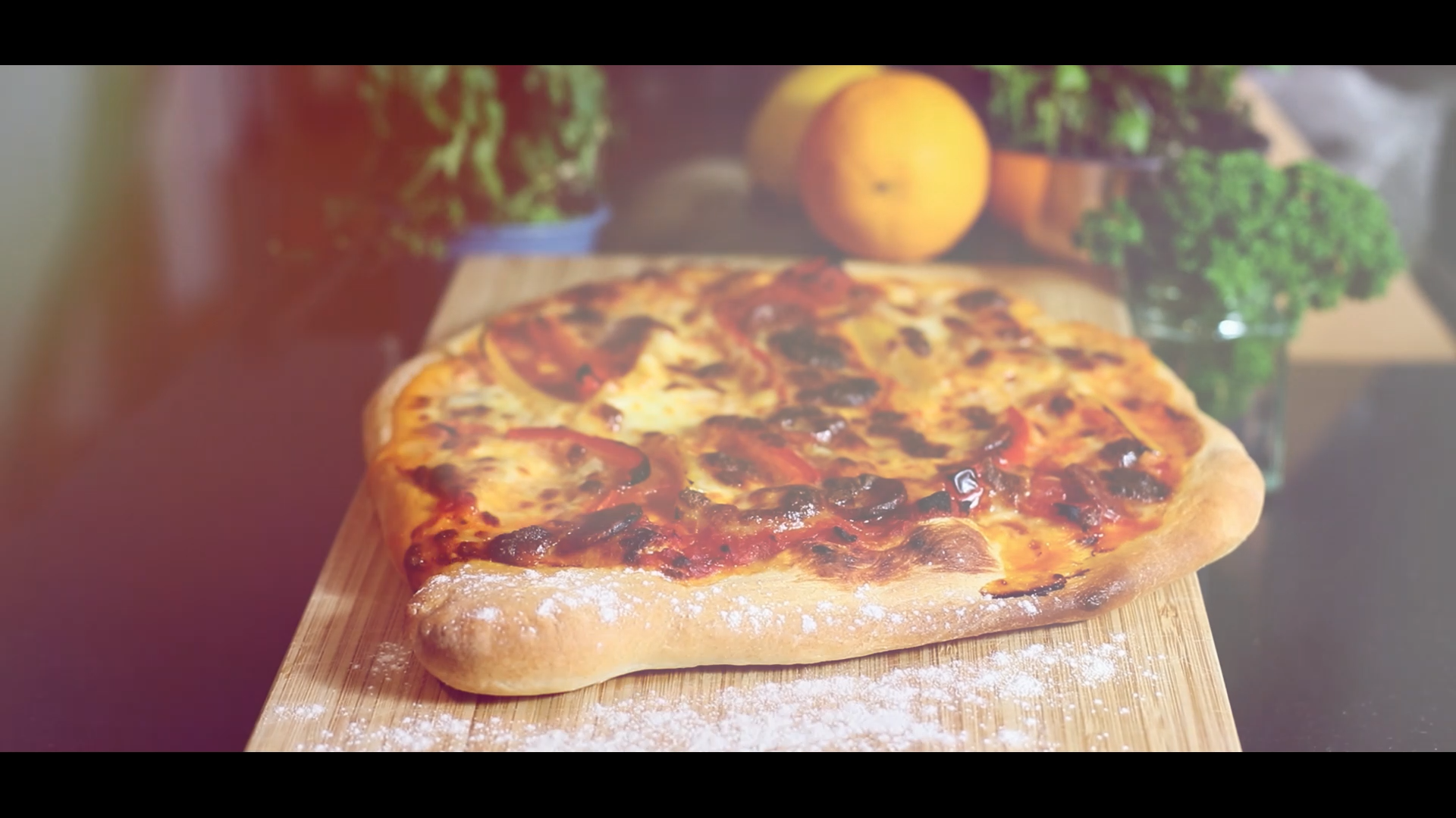 B Roll   Pizza