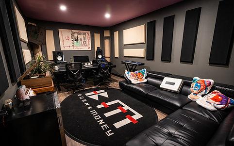 Burn Money Studio