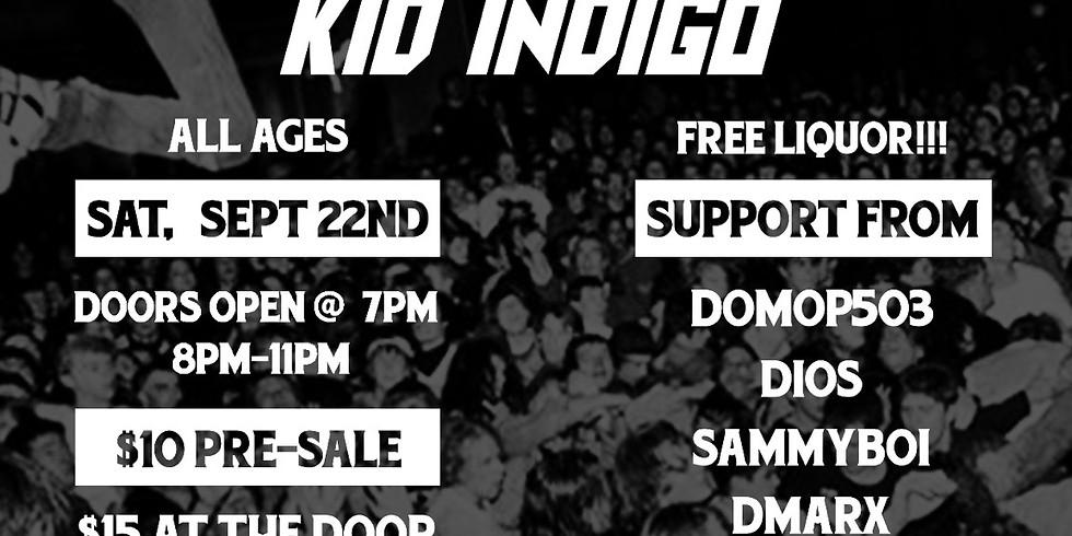 Burn Money Music Presents: Keith Canva$ w/ Cassow & Kid Indigo