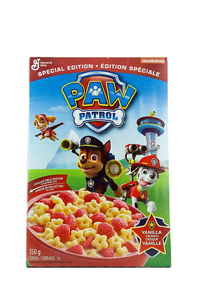 Paw Patrol Cereal