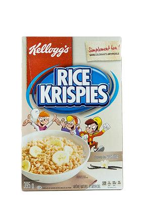 Rice Krispies Vanilla
