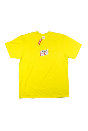 Supreme Ludens Cough Drops Tee FW 18