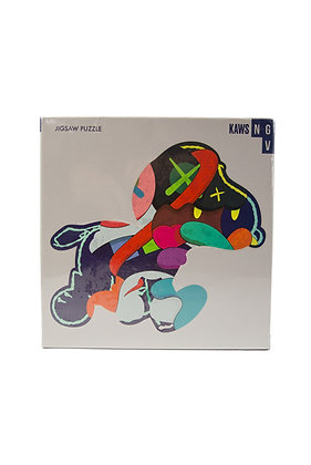 """Kaws Puzzle """"Stay Steady"""""""