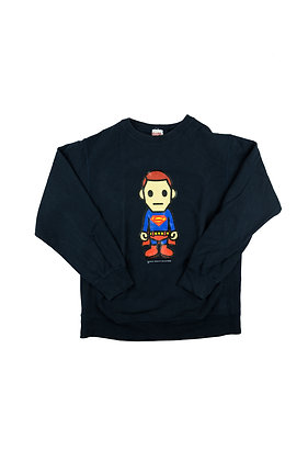 Bape x DC Superman Sweatshirt