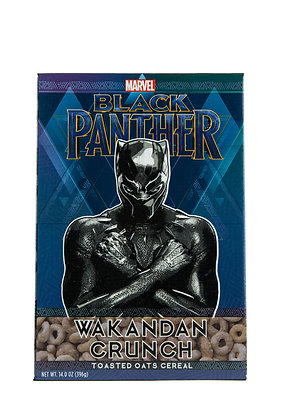 Black Panther Cereal