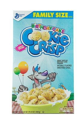 Cookie Crisp Birthday Cake