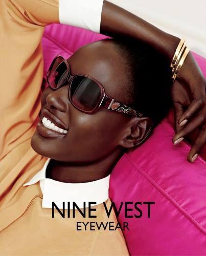 Ajak-Deng-for-Nine-West-2014-Ad-Campaign