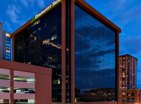 LoDo office towers with edge on parking trade for $189M
