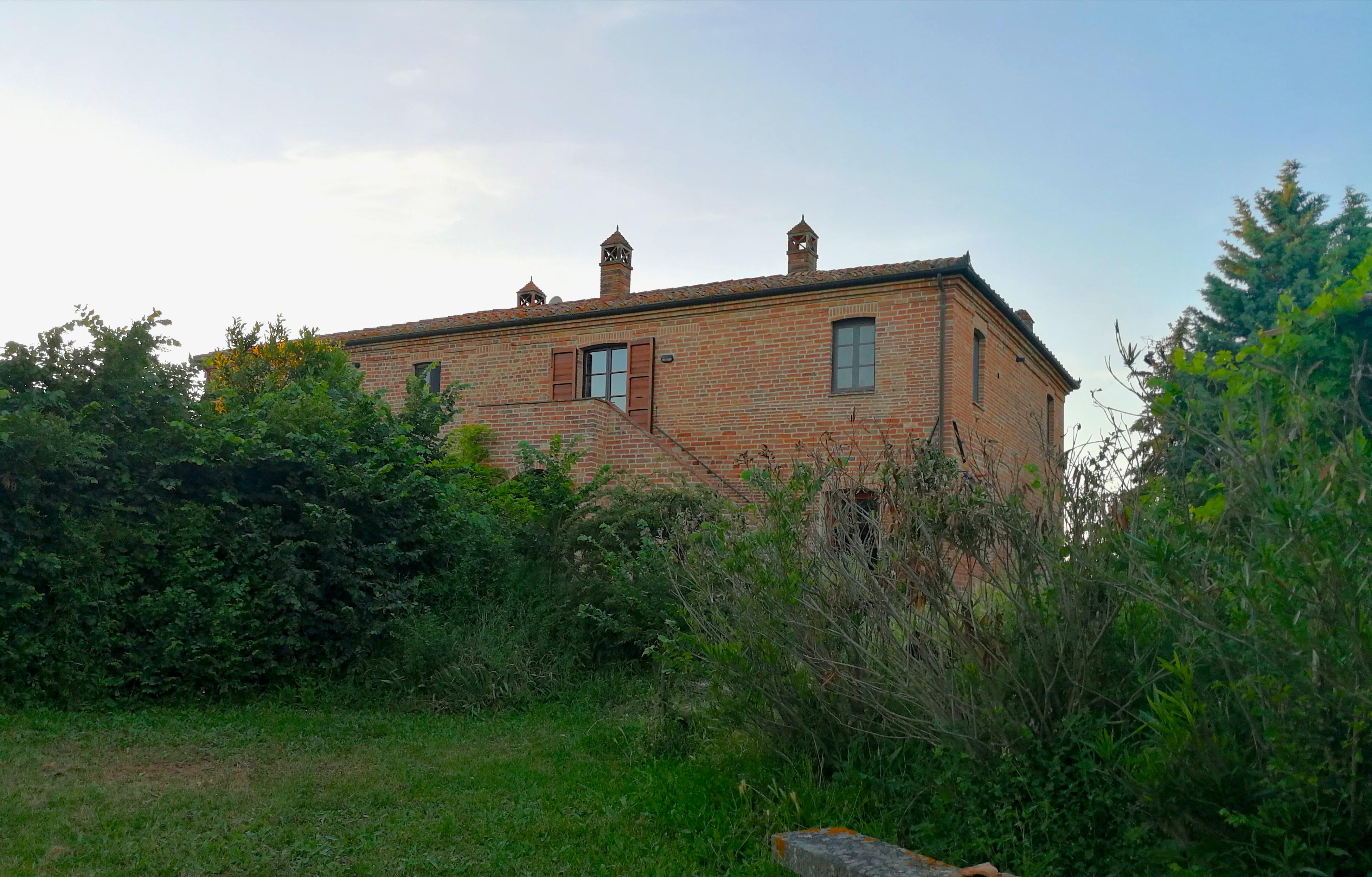 La Vite apartment from the garden