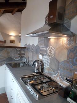 La vite - the kitchen