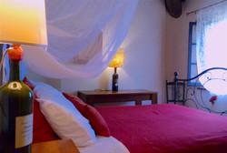 romantic Italian bedroom