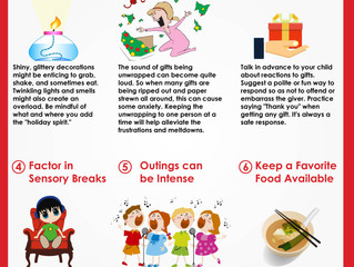 Tips for Making a Sensory Friendly Christmas