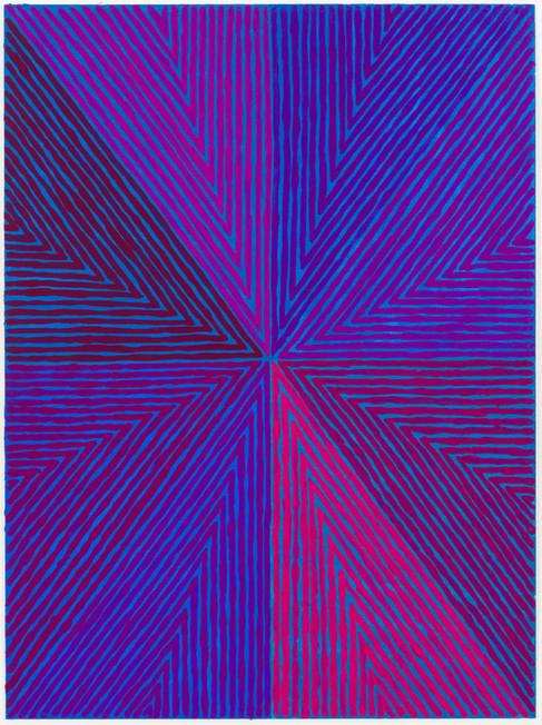 2016 Blue and Violet Slices