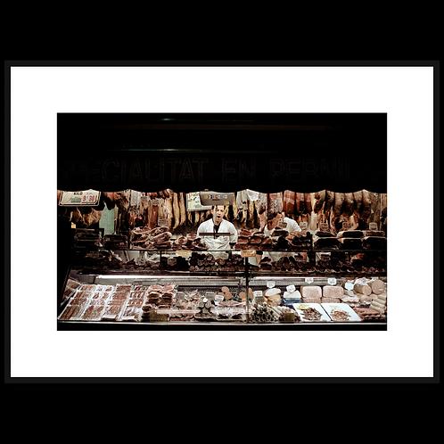 Meat Market, Barcelona