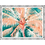 Thumbnail: Tropical Palm in Orange & Green