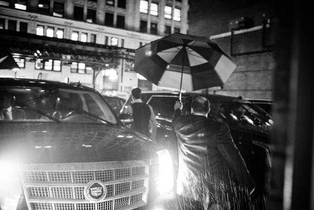 Sean Combs' Cadillac