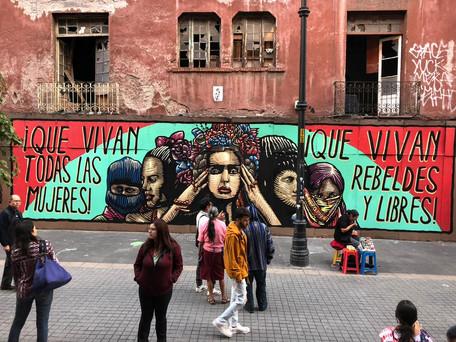 05) Mural Mujeres - Gran OM & Co - CDMX.