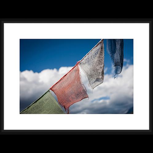 Bhutanese Prayer Flags