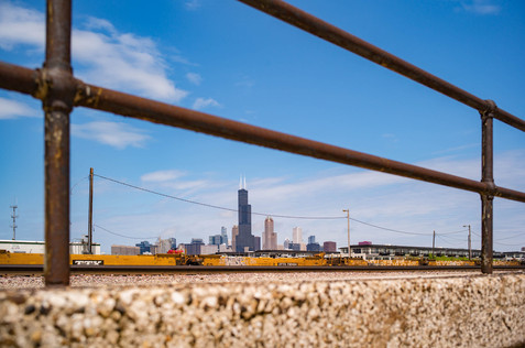RAILROAD SKYLINE