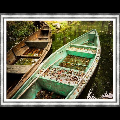 Bygone Rowboats I