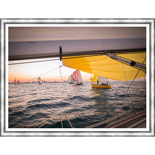 Yellow Sail I