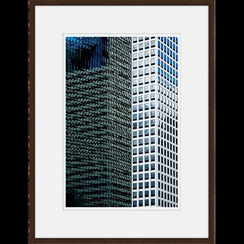 Mirrored Buildingscape