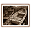 Thumbnail: Bygone Rowboats I in Sepia