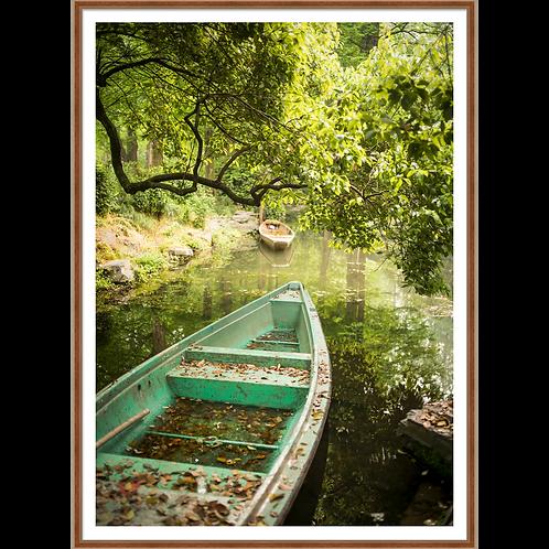 Bygone Rowboats II