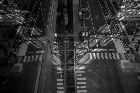 CROSSWALK REFLECTION