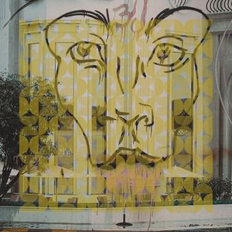 GRAFFITI PORTRAIT I