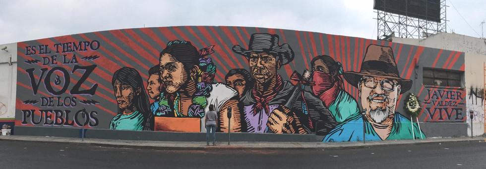 11) Mural CNI - Gran OM & Co - Monterrey