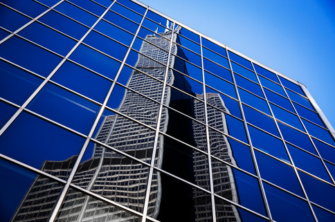SEARS TOWER REFLECTION
