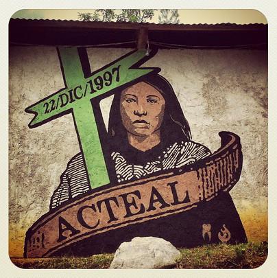 02) Mural Acteal - Gran OM & Co - Acteal