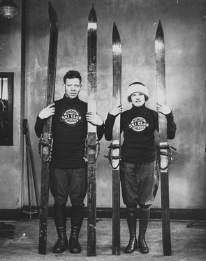 NORGE SKI CLUB SKIERS