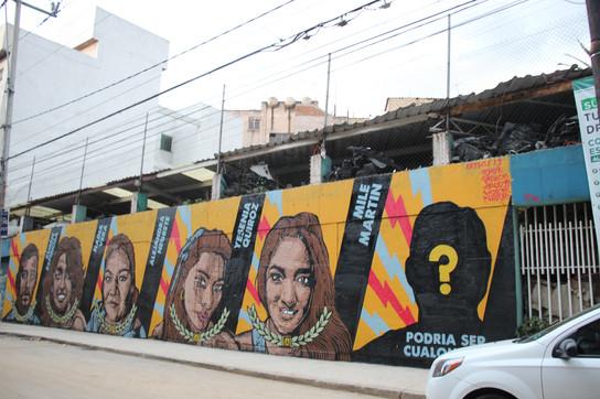 13) Mural Narvarte - Gran OM & Co - CDMX