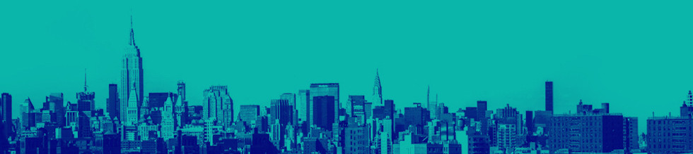 NYC IN GREEN & BLUE