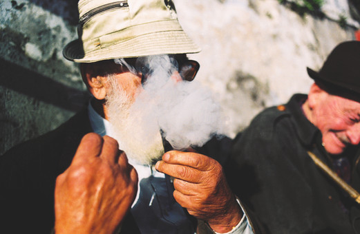 SMOKE BREAK III