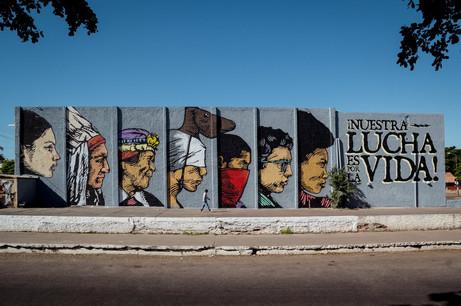 10) Mural Lucha - Gran OM & Co - Culiaca