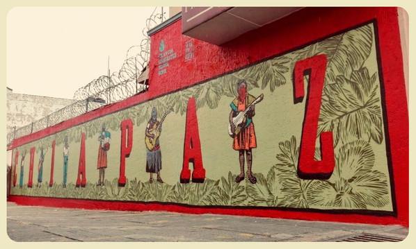 14) Mural Chiapas - Gran Om & Co - CDMX.