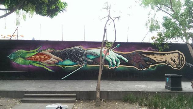 00) Mural Diversidad - Gran OM & Co - CD