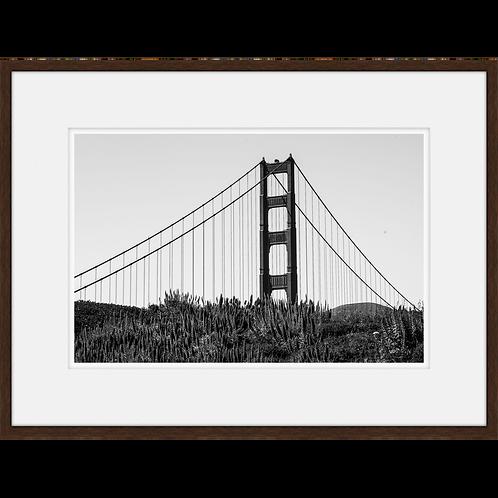 Golden Gate Bridge Tower III