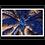 Thumbnail: Tropical Palm in Orange & Blue