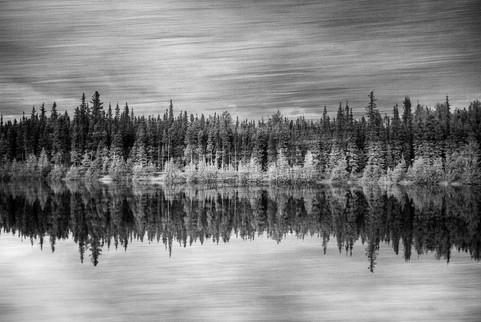 FAIRBANKS REFLECTION II