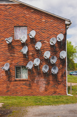 SATELLITE DISHES