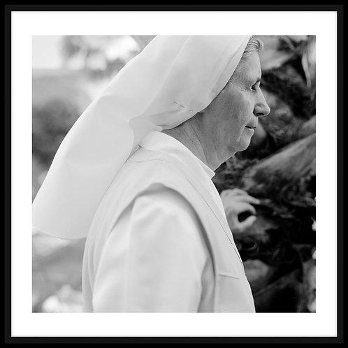 Oaxacan Nun
