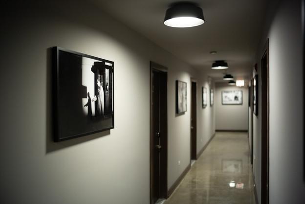 NORTH HOTEL HALLWAY