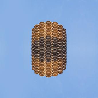 MARINA TOWER REFLECTION