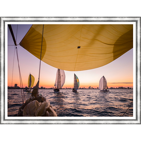 Yellow Sail II